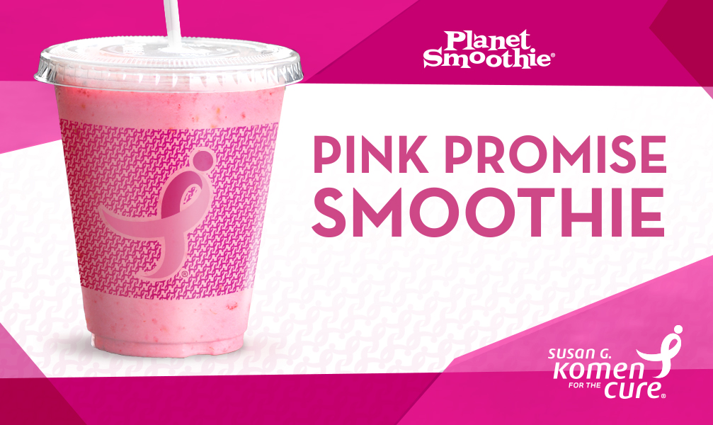 Planet Smoothie Pink Promise