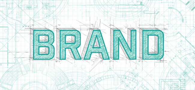 Brand Architecture concept illustration