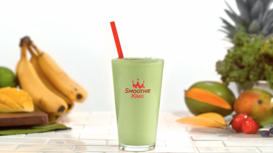 Smoothie King Cleaner Blending Videos
