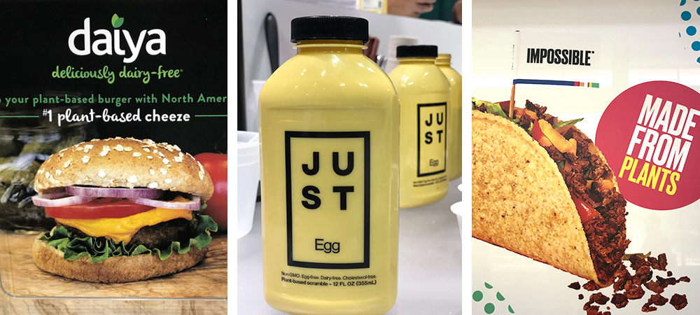 Food Industry Trends: Plant-Based Foods